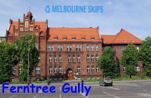 skip bins Ferntree Gully