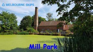 skip bin hire mill park